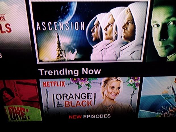 Latest Netflix Binge:Ascension
